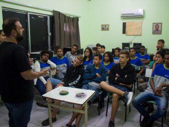 Link permanente para: PROVIDE na Escola Municipal Francisco Paes de Carvalho